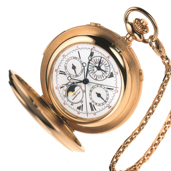 Audemars Piguet Classique 25712BA.OO.0000XX.01 Pocket Watch -