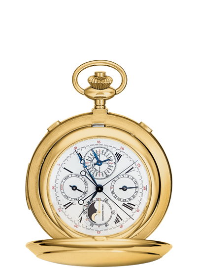 Audemars Piguet Classique 25712BA.OO.0000XX.01 Pocket Watch