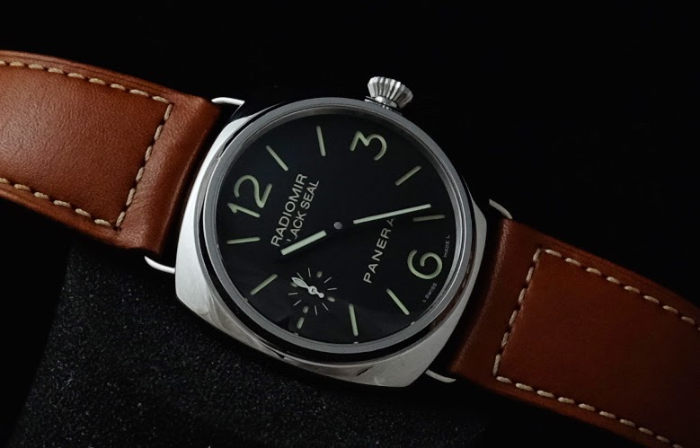 Panerai Radiomir Black Seal 45MM PAM00183-