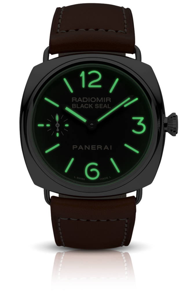 Panerai Radiomir Black Seal 45MM PAM00183