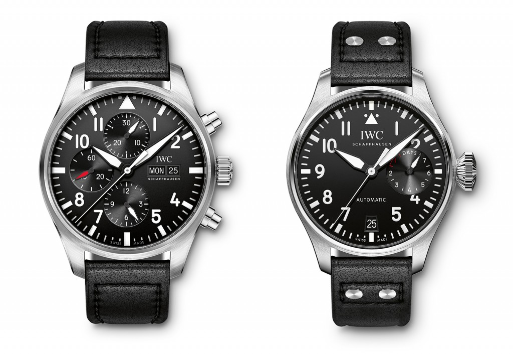 IWC Pilot's watches replica 2016