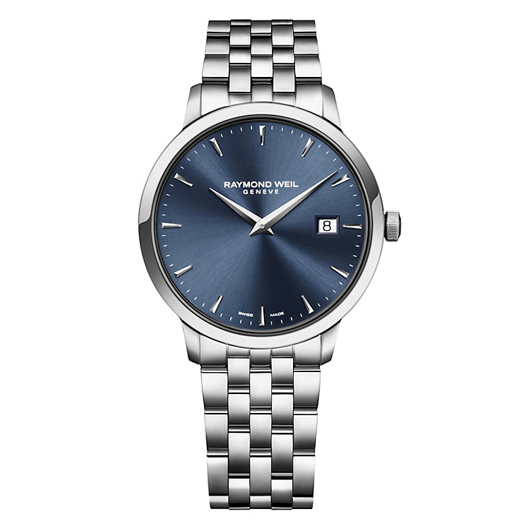 Raymond Weil Toccata Quartz Stainless Steel Mens Watches replica