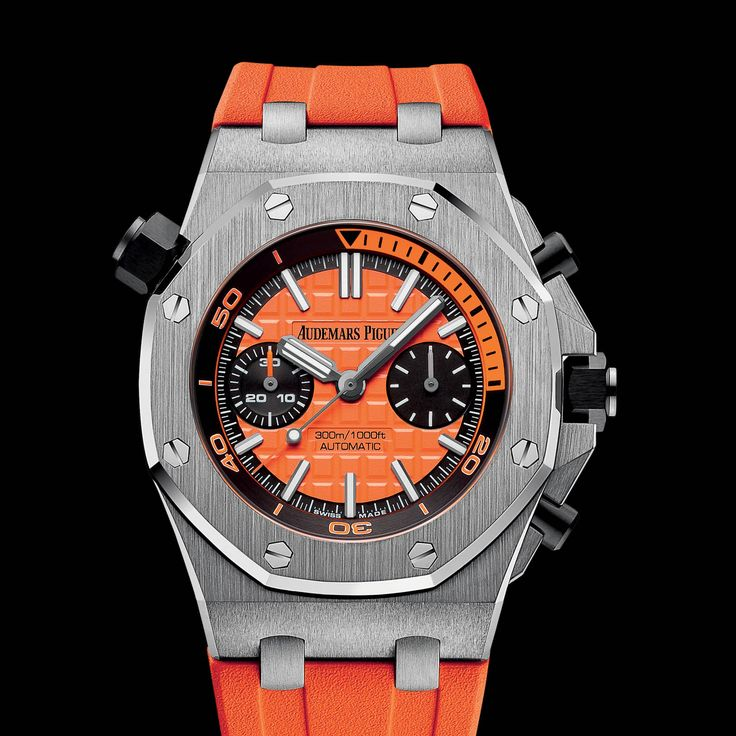 Audemars-Piguet-Royal-Oak-Offshore-Orange-Fake