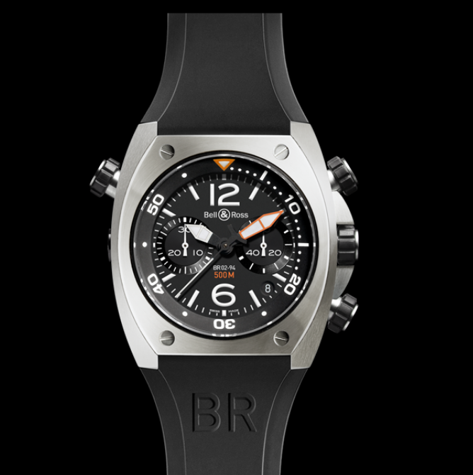 Bell-Ross-Marine-Black-Dials-Replica