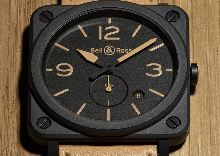 Bell-Ross-Sand-Color-Straps-Replica