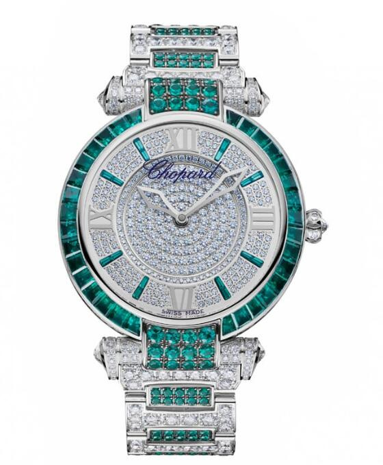 The luxurious timepieces are regarded as a great accessory.