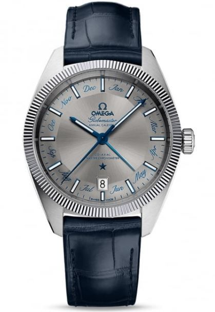 The sturdy copy Omega Constellation Globemaster 130.33.41.22.06.001 watches are made from stainless steel.