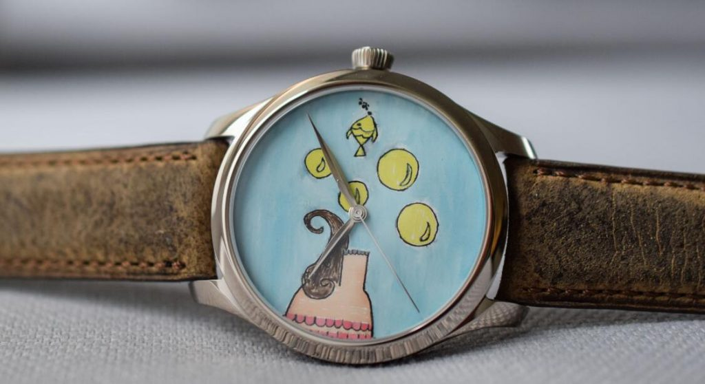 Swiss-made reproduction watches online present refreshing effect.