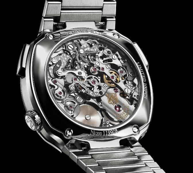 Forever reproduction watches present exquisite movements.